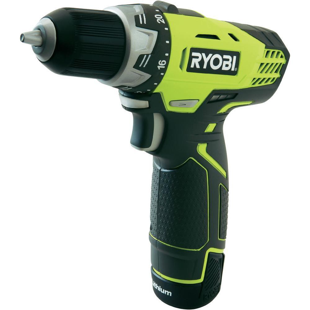 Test wkrętarki Ryobi RCD12011L