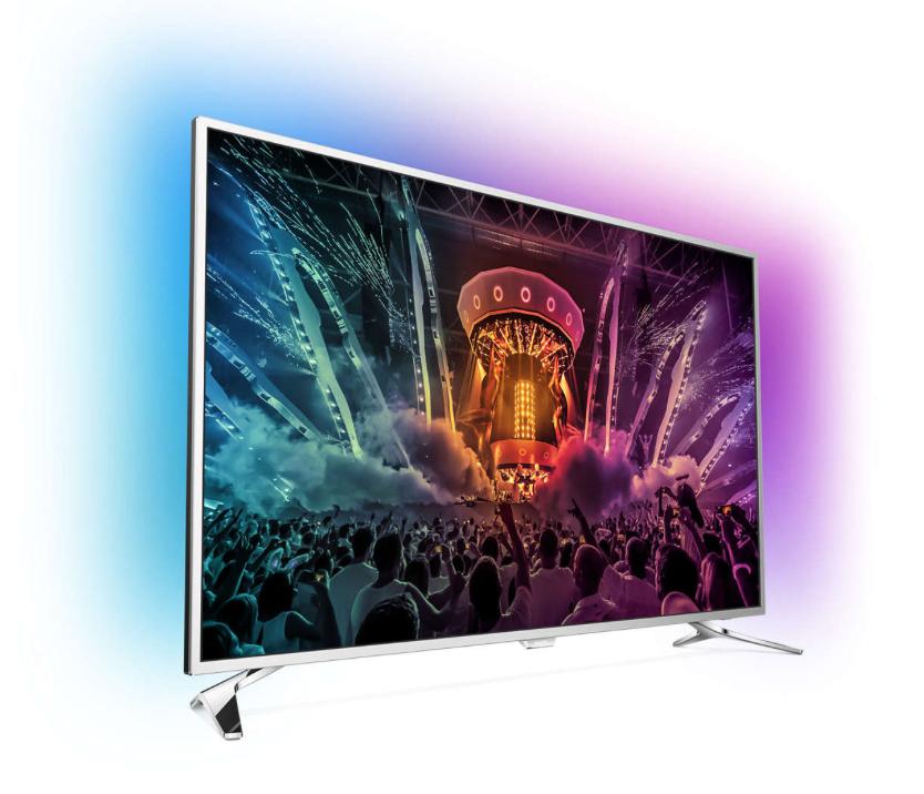 Test telewizora Philips 55PUS6561