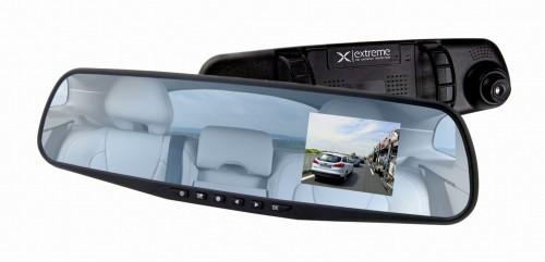 Kamera Samochodowa Esperanza MIRROR XDR103