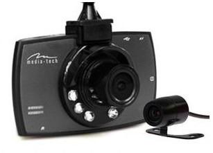 Kamera Samochodowa Media-tech U-Drive Dual System MT4056