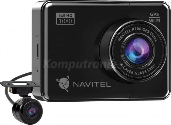 Kamera Samochodowa Navitel DVR R700 Dual