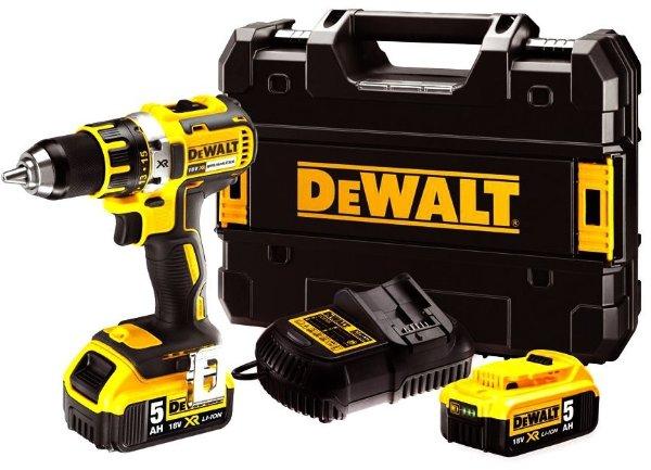 Wkrętarka Akumulatorowa DeWALT XR DCD791P2-QW