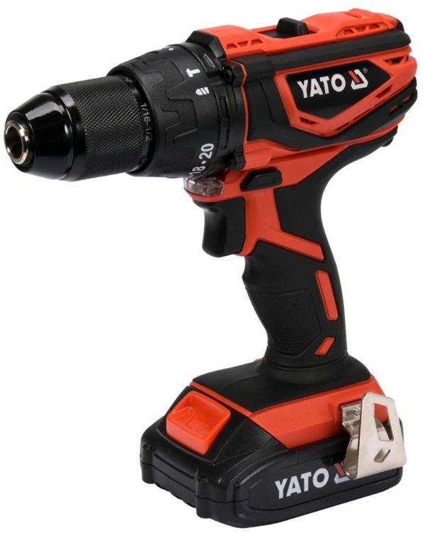 Wkrętarka Akumulatorowa YATO YT-82788