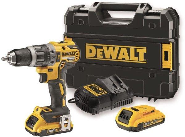 Wkrętarka DeWalt XR DCD796D2-QW