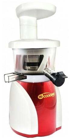 Wyciskarka Cooksense HD-8801 Czerwono-biały